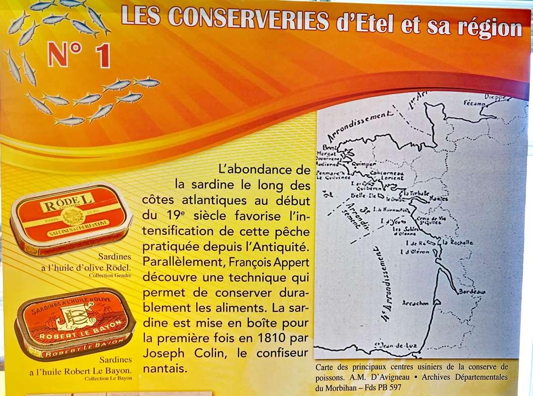 [Vie des ports] Etel d'aujourd'hui et son histoire de la pêche au thon - Page 6 Dsc11506
