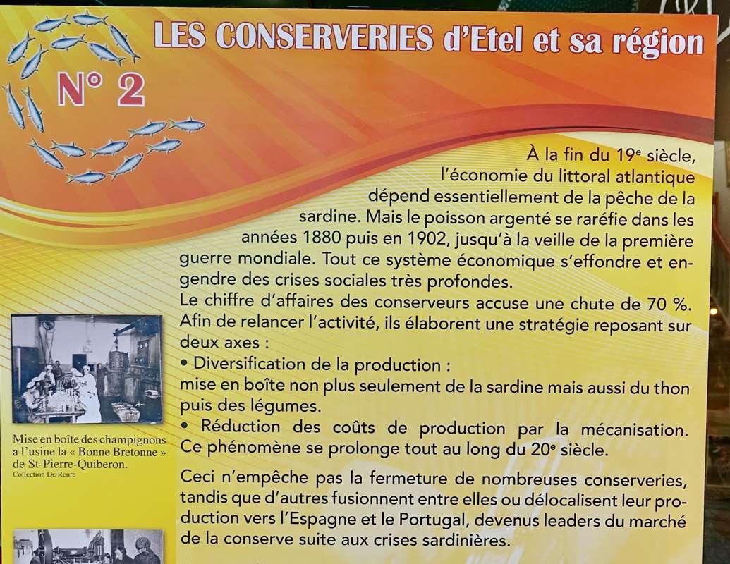 [Vie des ports] Etel d'aujourd'hui et son histoire de la pêche au thon - Page 6 Dsc11514