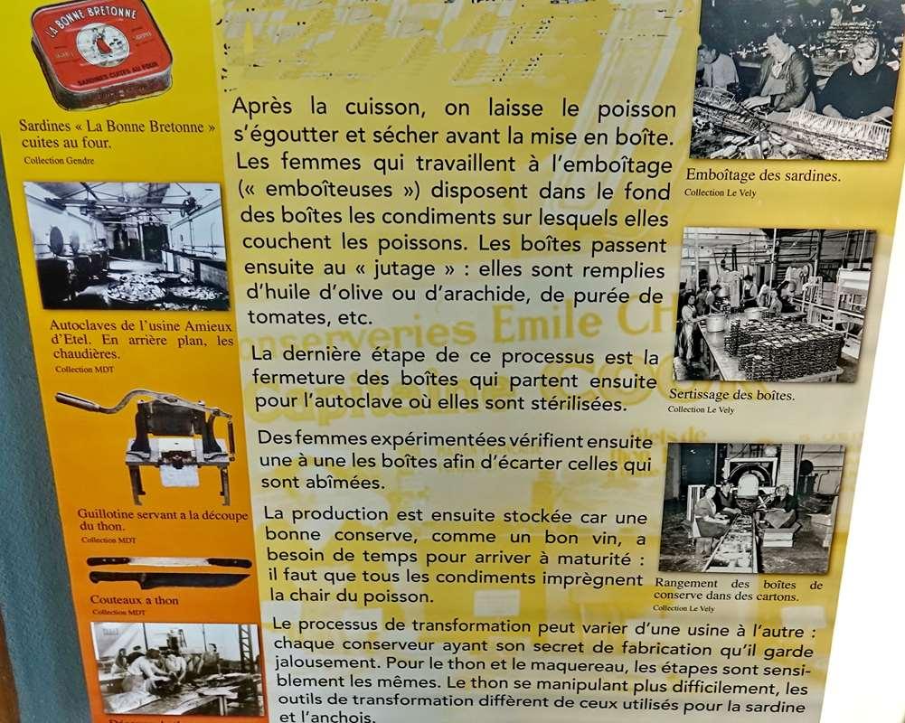 [Vie des ports] Etel d'aujourd'hui et son histoire de la pêche au thon - Page 6 Dsc11531