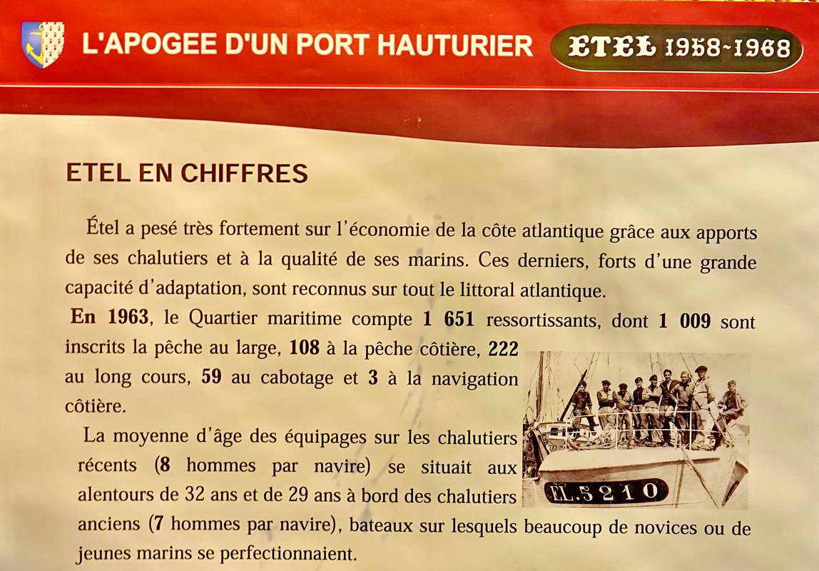 [Vie des ports] Etel d'aujourd'hui et son histoire de la pêche au thon - Page 6 Dsc11556