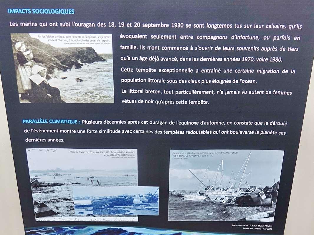 [Vie des ports] Etel d'aujourd'hui et son histoire de la pêche au thon - Page 6 Dsc11564