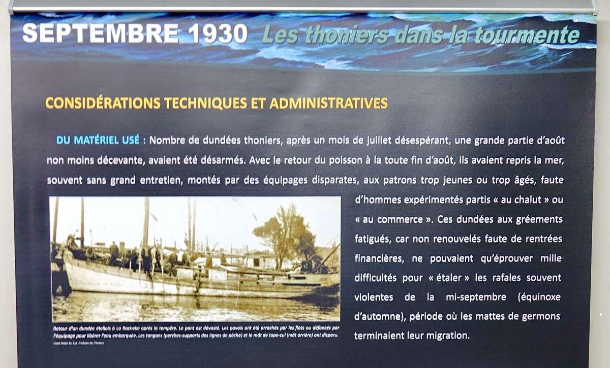 [Vie des ports] Etel d'aujourd'hui et son histoire de la pêche au thon - Page 6 Dsc11565