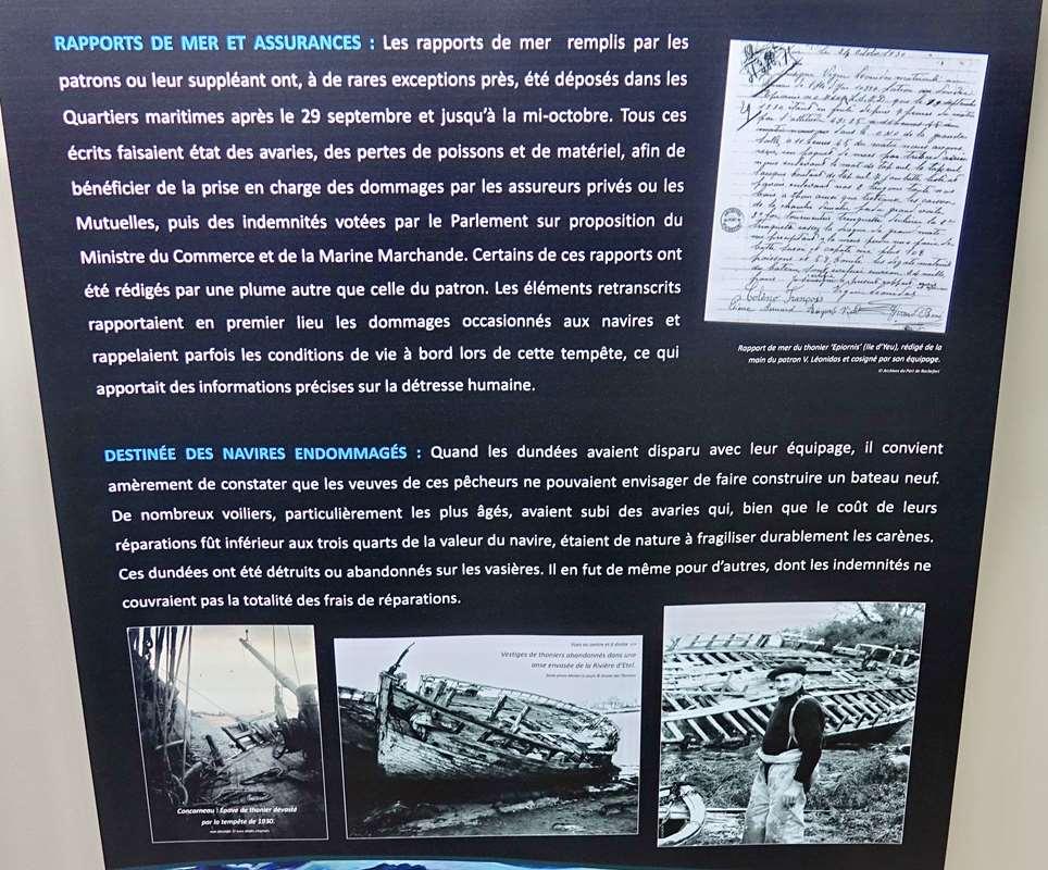 [Vie des ports] Etel d'aujourd'hui et son histoire de la pêche au thon - Page 6 Dsc11567