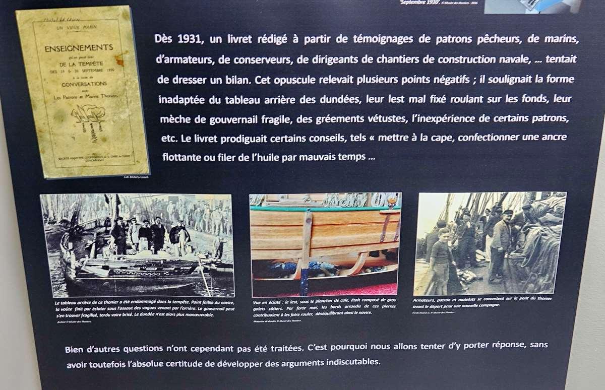 [Vie des ports] Etel d'aujourd'hui et son histoire de la pêche au thon - Page 6 Dsc11576