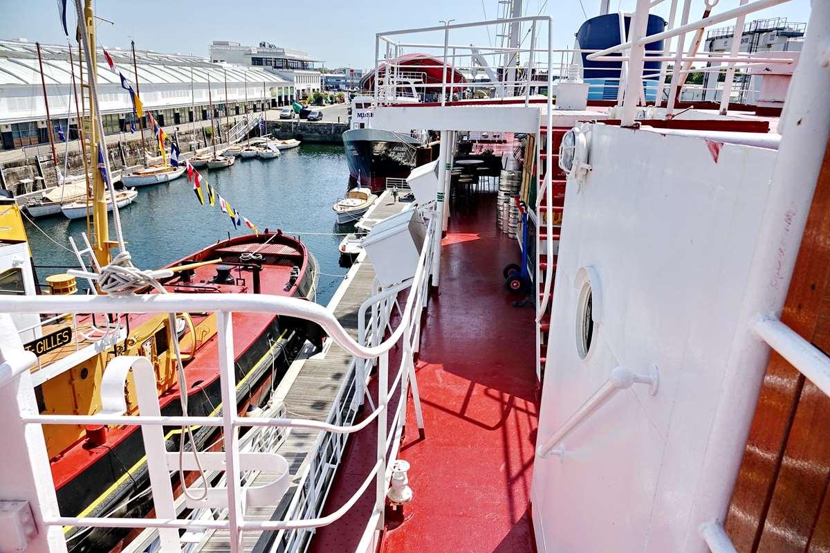 [Vie des Ports ] Port de La Rochelle  - Page 11 Dsc11625