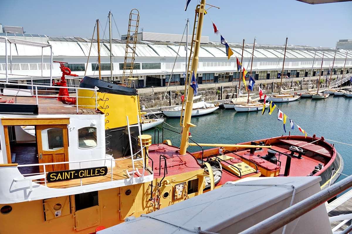 [Vie des Ports ] Port de La Rochelle  - Page 11 Dsc11629