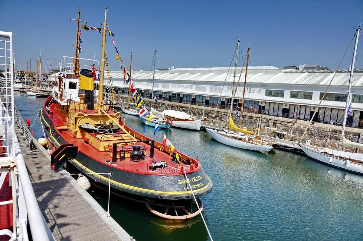 [Vie des Ports ] Port de La Rochelle  - Page 11 Dsc11639