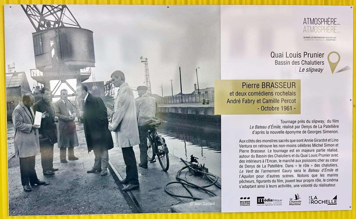 [Vie des Ports ] Port de La Rochelle  - Page 11 Dsc11659