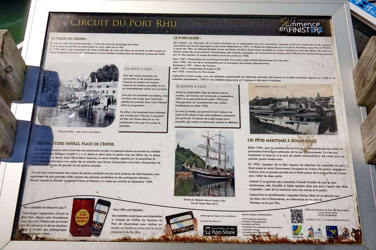 [Vie des ports] LE PORT DE DOUARNENEZ - Page 8 Dsc12211