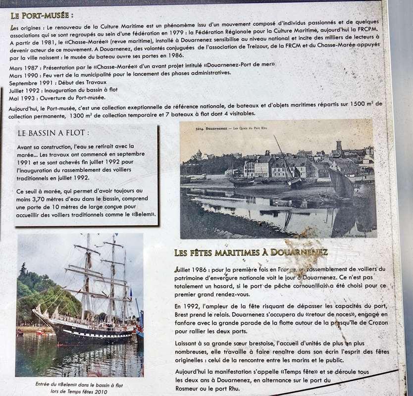 [Vie des ports] LE PORT DE DOUARNENEZ - Page 8 Dsc12213