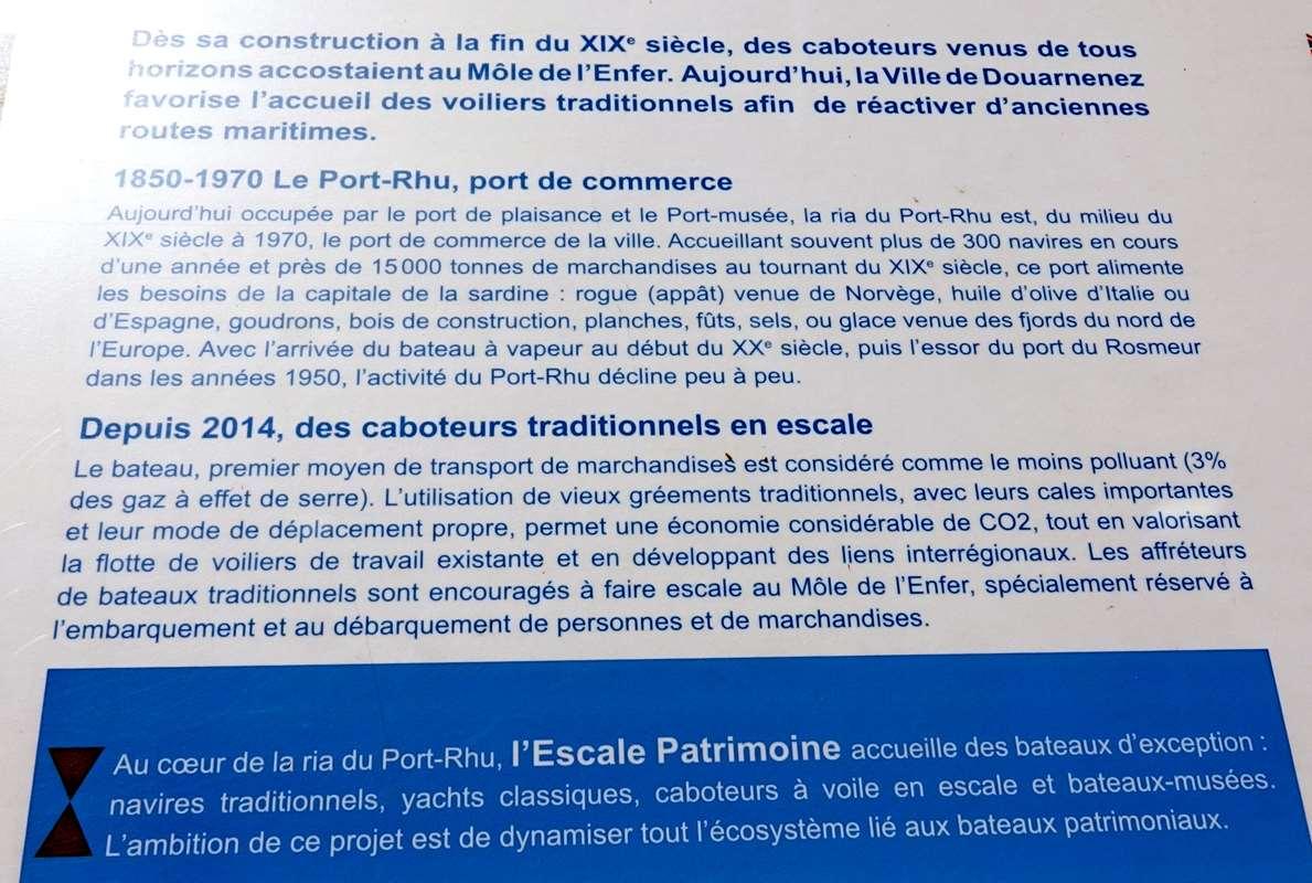 [Vie des ports] LE PORT DE DOUARNENEZ - Page 8 Dsc12217