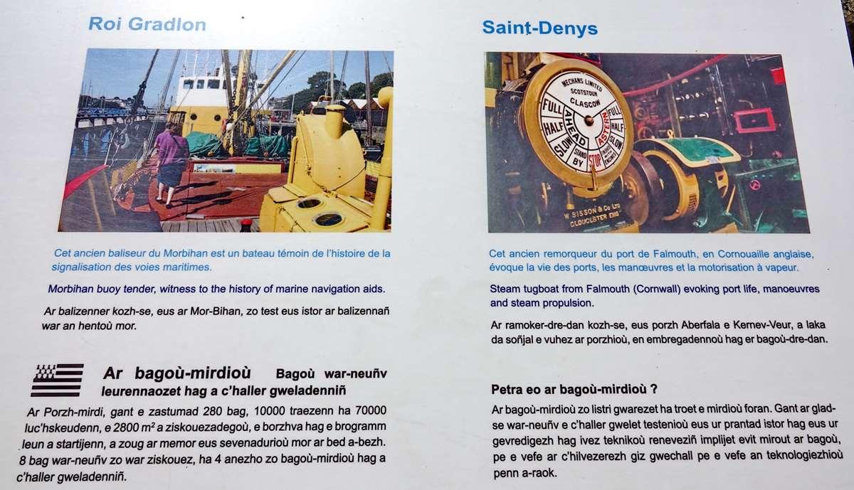 [Vie des ports] LE PORT DE DOUARNENEZ - Page 8 Dsc12233