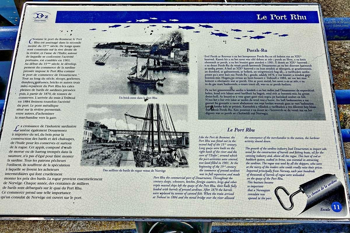 [Vie des ports] LE PORT DE DOUARNENEZ - Page 8 Dsc12242