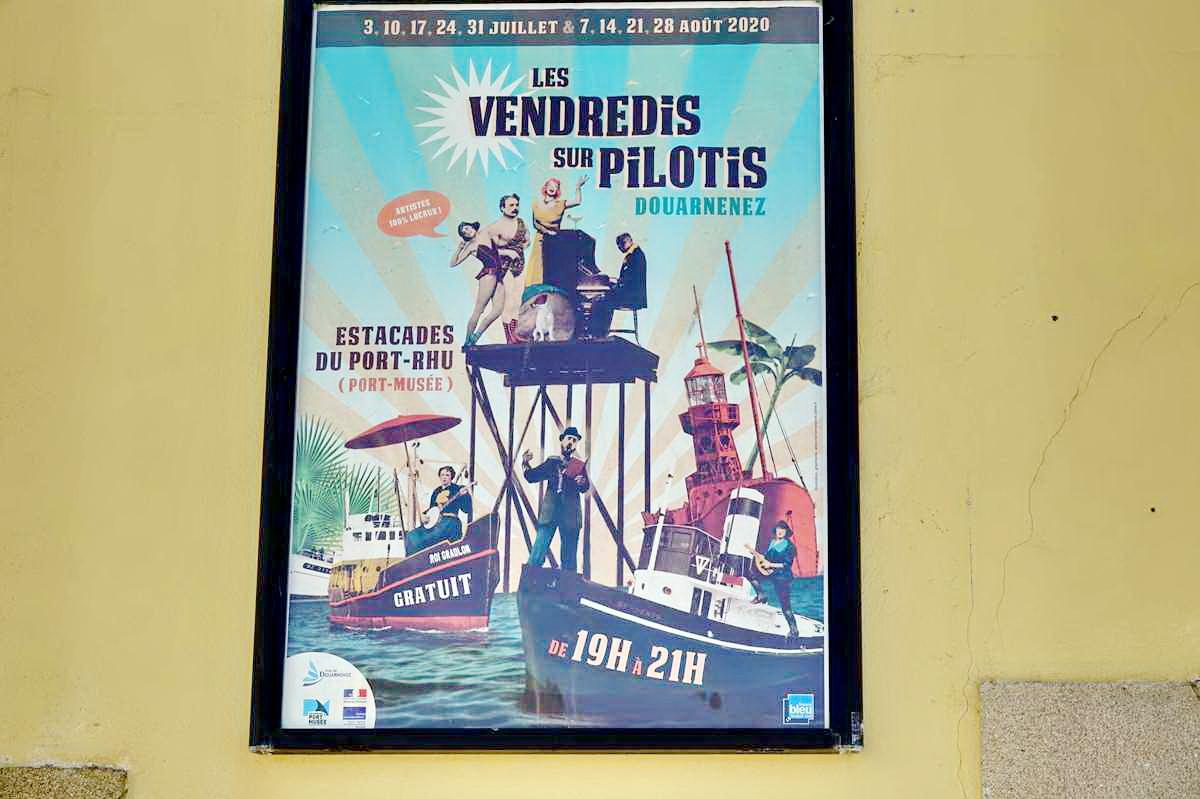 [Vie des ports] LE PORT DE DOUARNENEZ - Page 8 Dsc12428