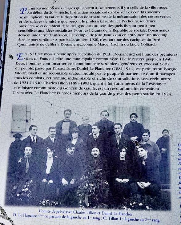 [Vie des ports] LE PORT DE DOUARNENEZ - Page 8 Dsc12575