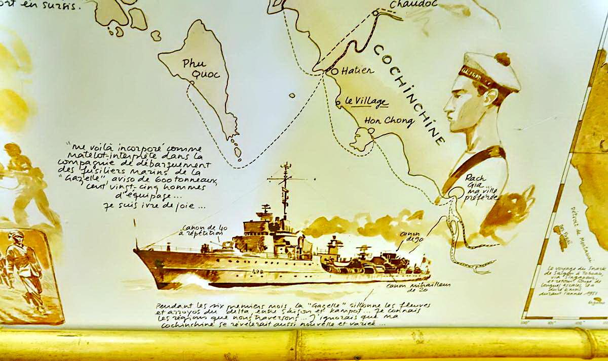 [Opérations de guerre] INDOCHINE - TOME 12 - Page 24 Dsc14172