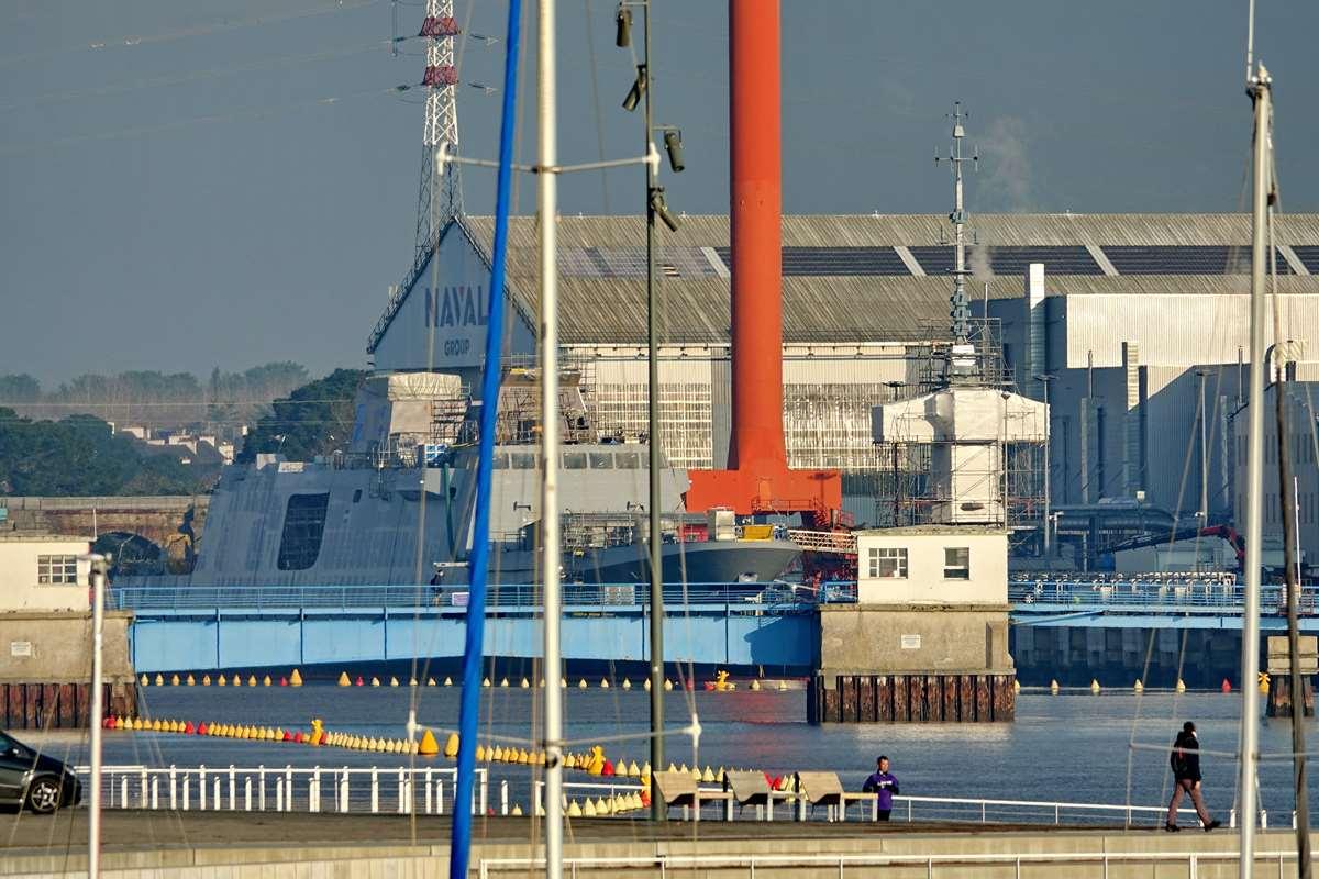 [Les ports militaires de métropole] Port de LORIENT - TOME 1 - Page 19 Dsc14771