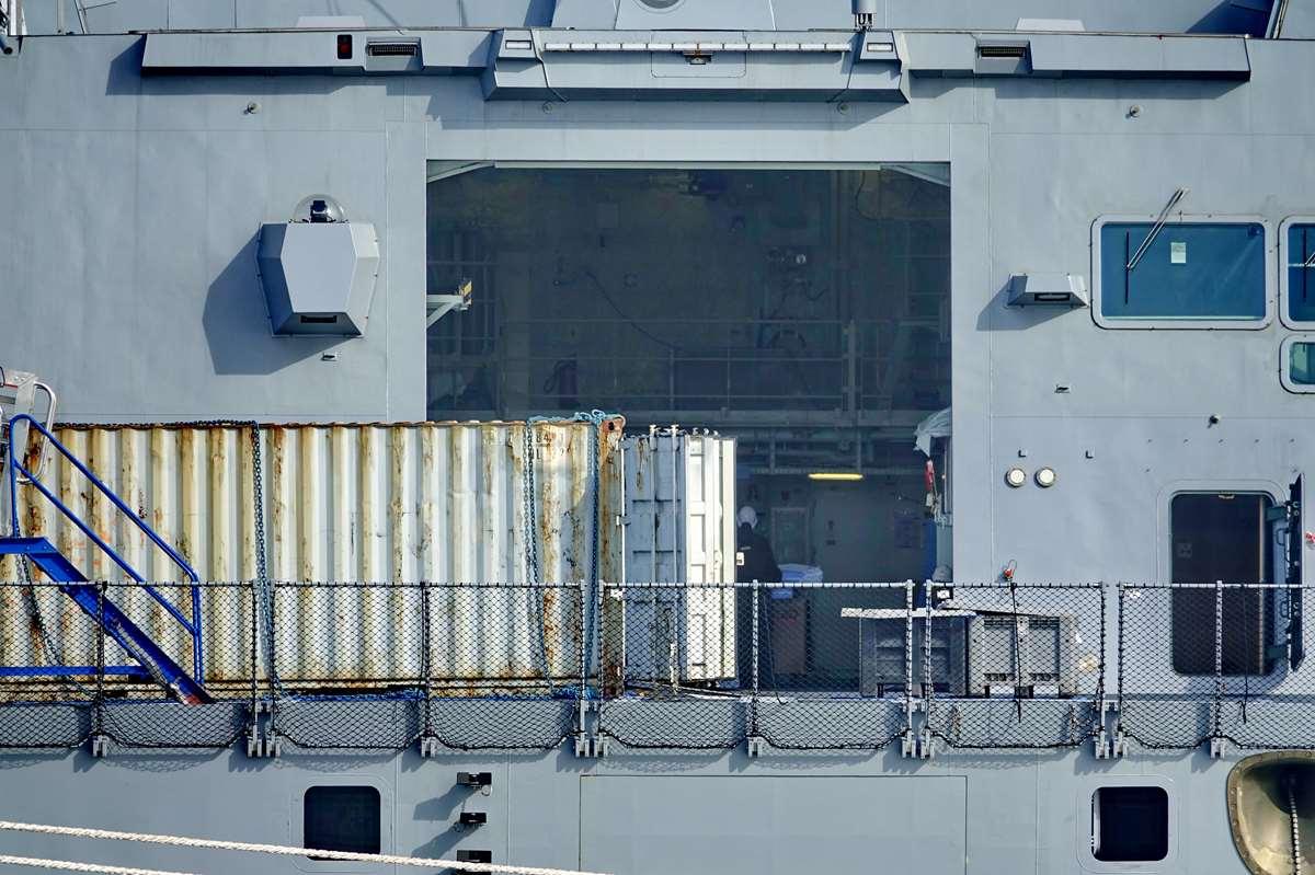 [Les ports militaires de métropole] Port de LORIENT - TOME 1 - Page 23 Dsc17474