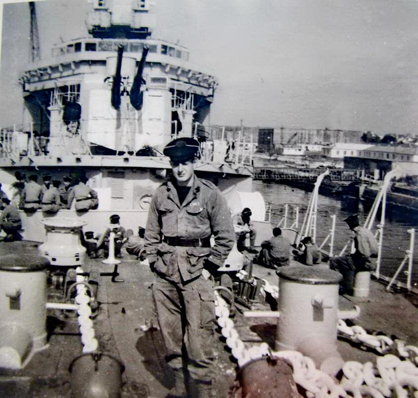 [Les ports militaires de métropole] Port de LORIENT - TOME 1 - Page 25 Fusco_49
