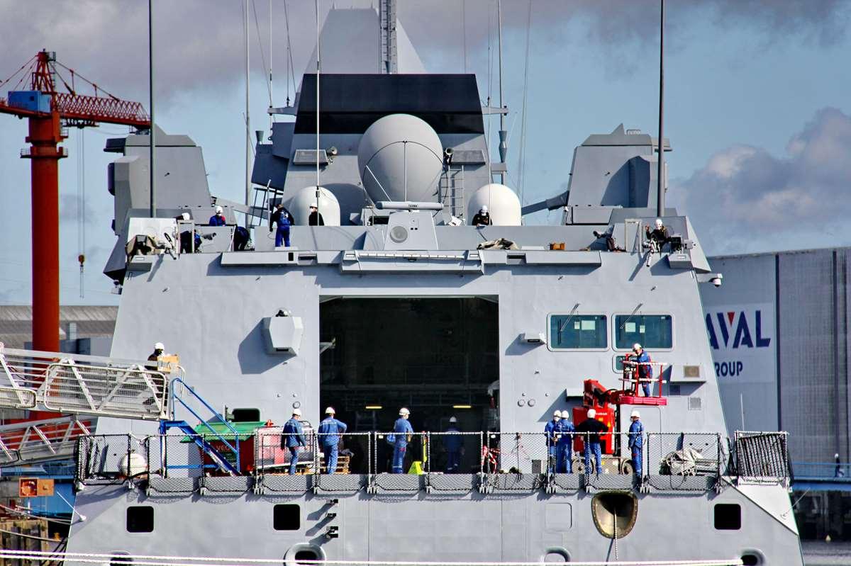 [Les ports militaires de métropole] Port de LORIENT - TOME 1 - Page 23 Img_7913