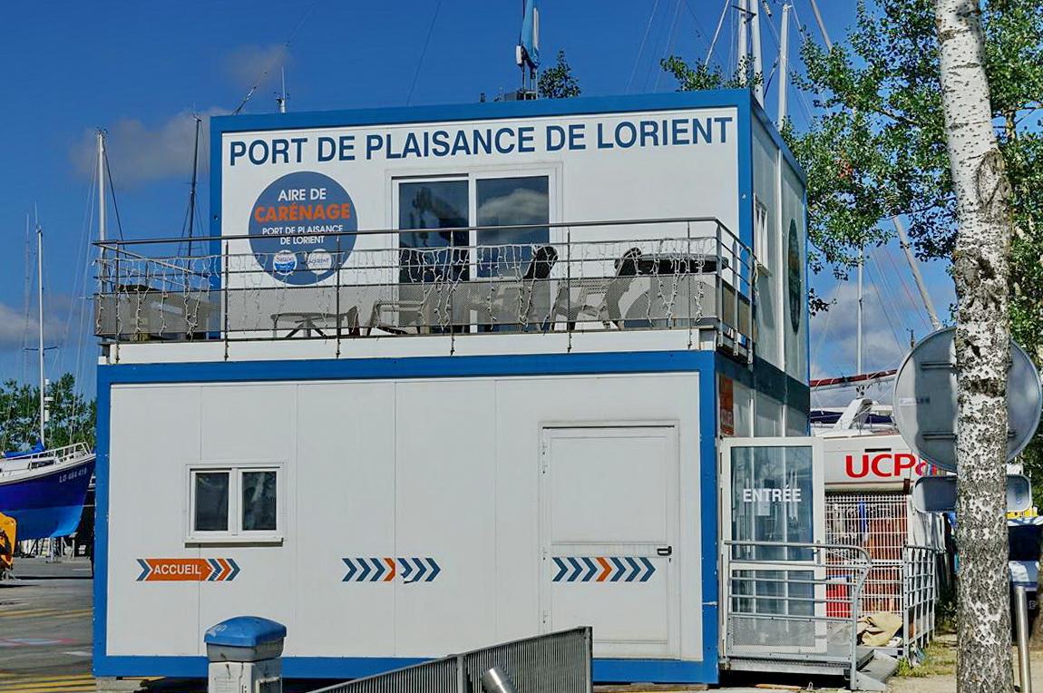 [Vie des ports] LE PORT DE LORIENT VOLUME 003 - Page 10 Lorien47