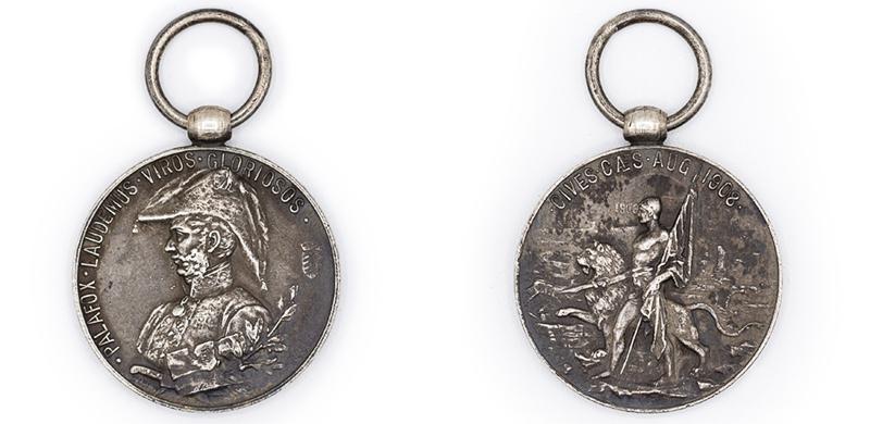 Medalla Juan de Palafox y Mendoza 110