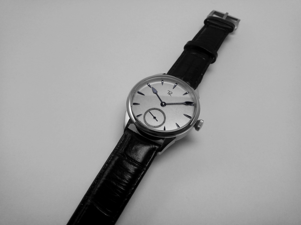 Tsoroev Rashid - handcrafted artisanal watches. 111
