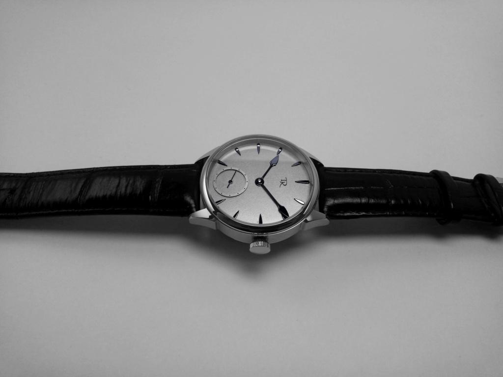Tsoroev Rashid - handcrafted artisanal watches. 211