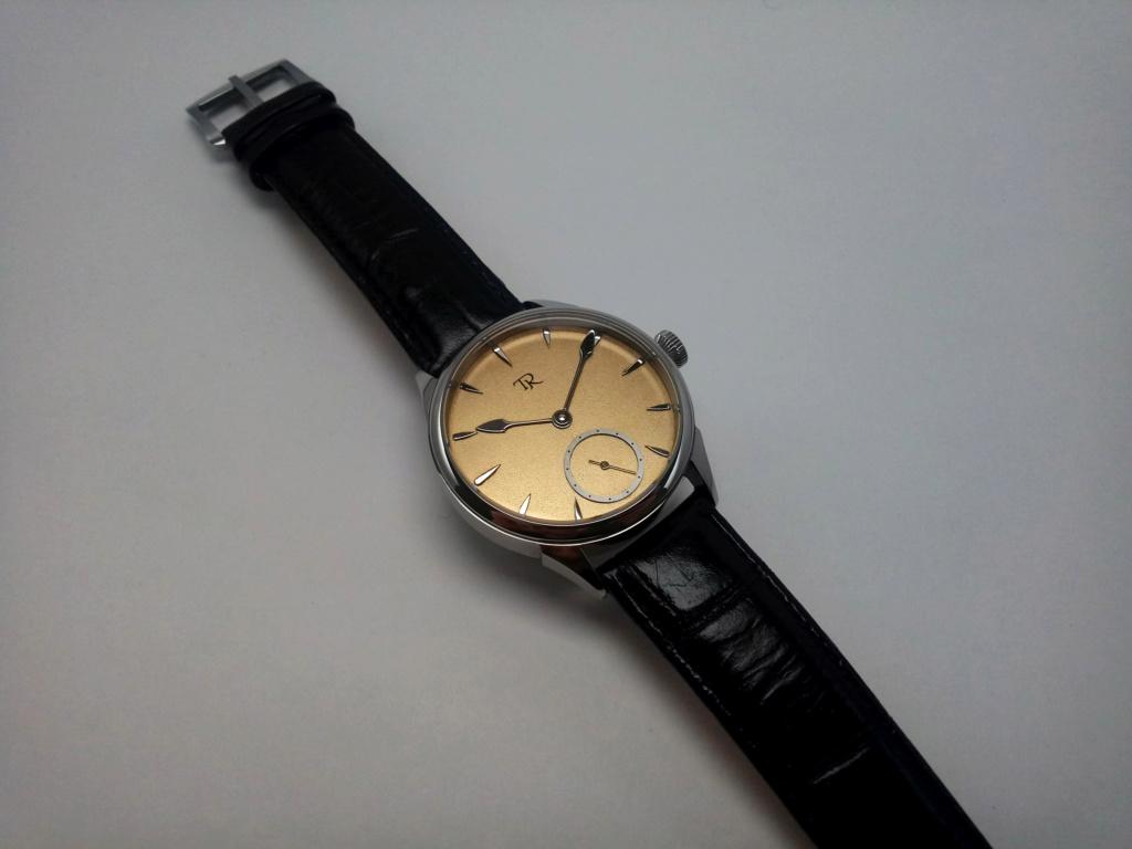 Tsoroev Rashid - handcrafted artisanal watches. 310