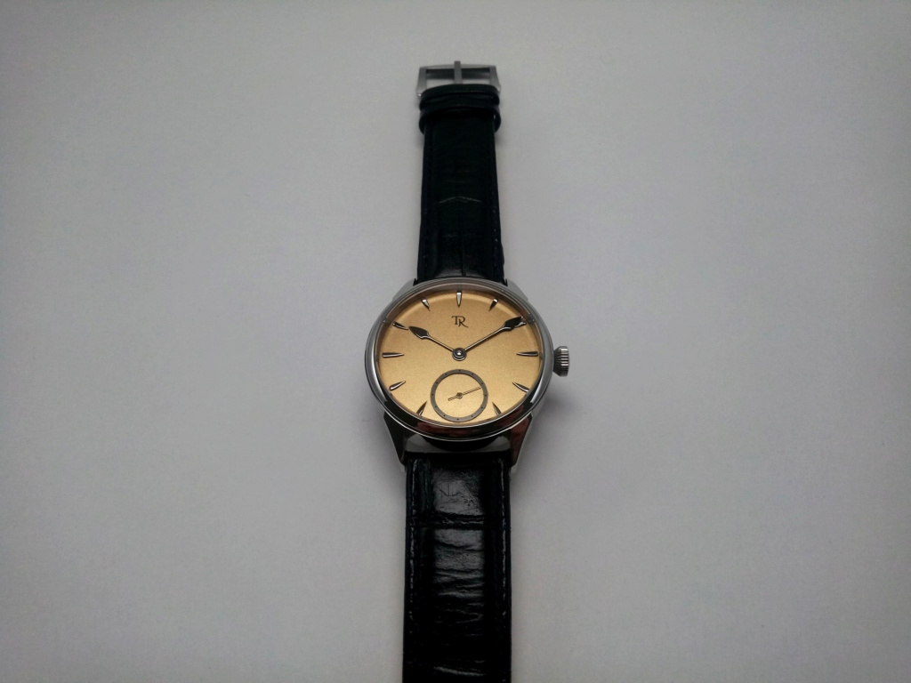 Tsoroev Rashid - handcrafted artisanal watches. 411