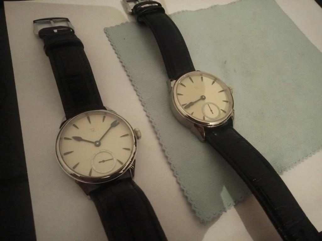 Tsoroev Rashid - handcrafted artisanal watches. P9080510