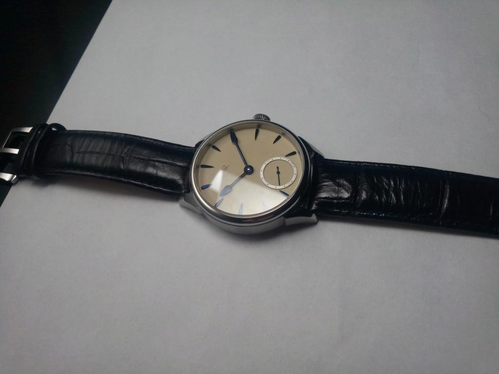 Tsoroev Rashid - handcrafted artisanal watches. P9080610