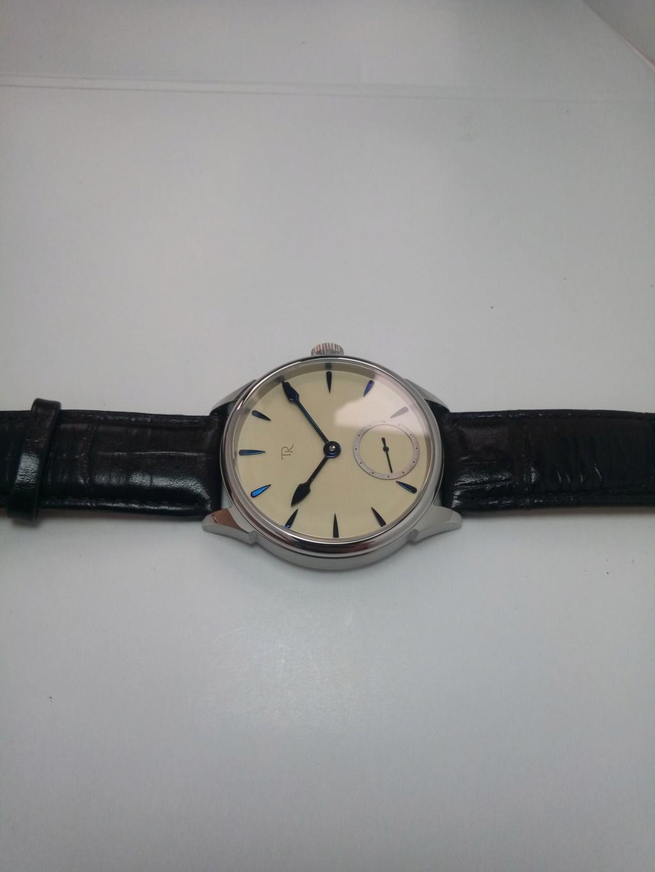 Tsoroev Rashid - handcrafted artisanal watches. P9080710