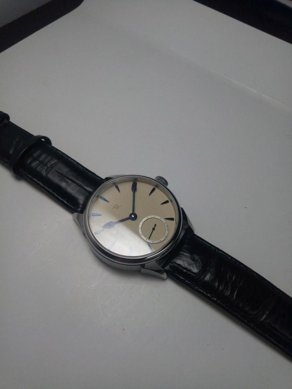 Tsoroev Rashid - handcrafted artisanal watches. P9080711