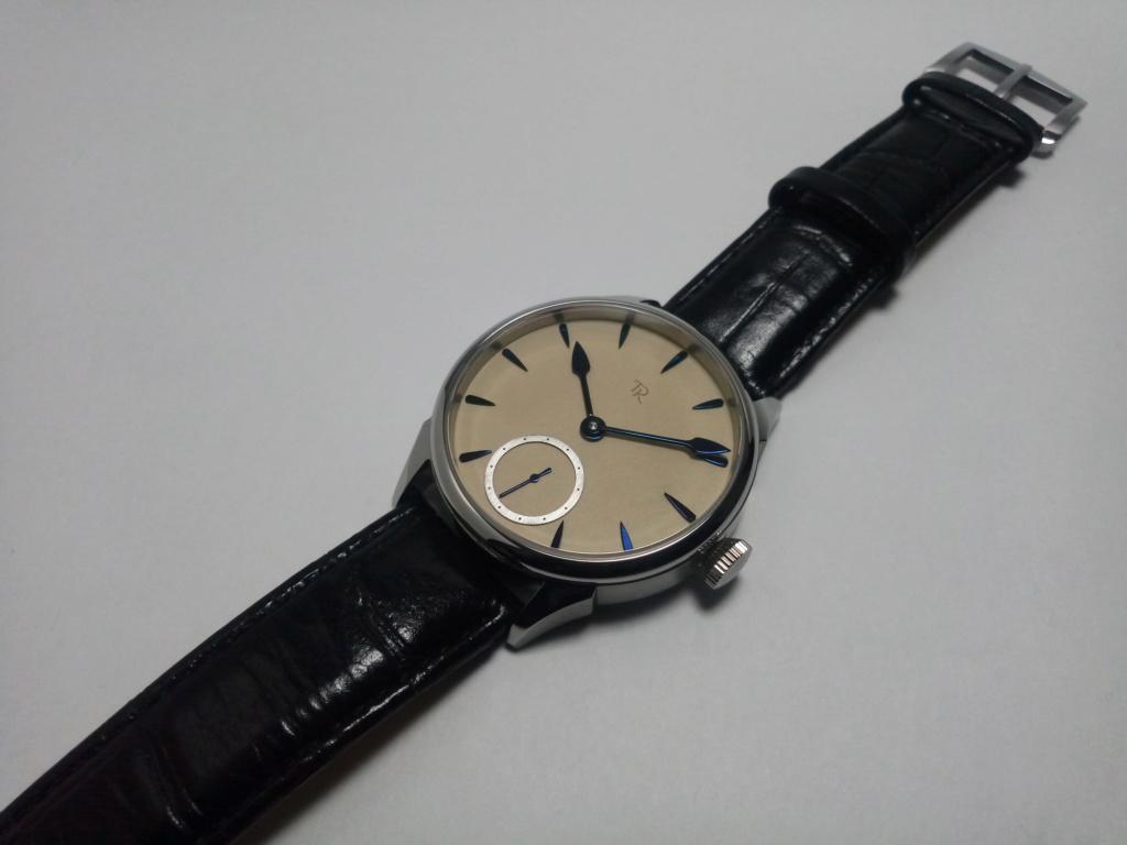 Tsoroev Rashid - handcrafted artisanal watches. P9081110