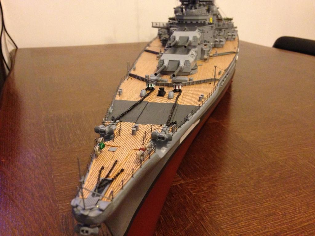 Le Bismarck amati 1:200 Img_0710