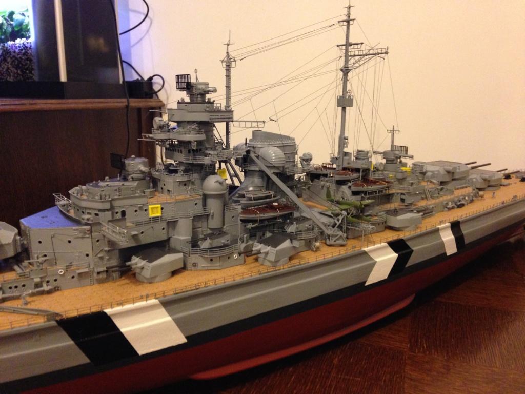 Le Bismarck amati 1:200 Img_0711