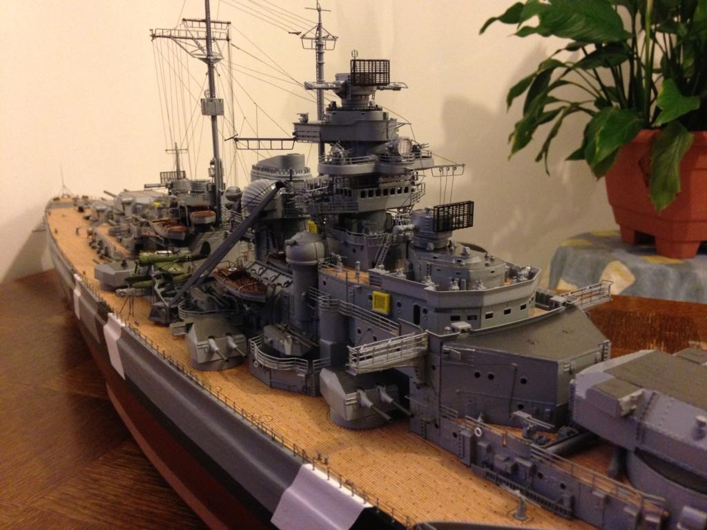 Le Bismarck amati 1:200 Img_0712