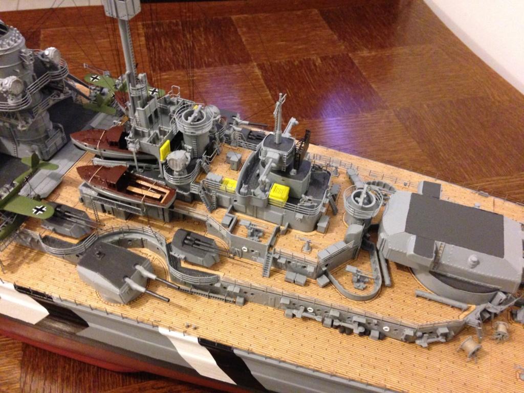 Le Bismarck amati 1:200 Img_0715
