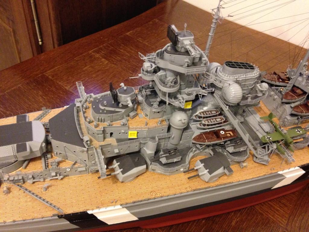 Le Bismarck amati 1:200 Img_0716