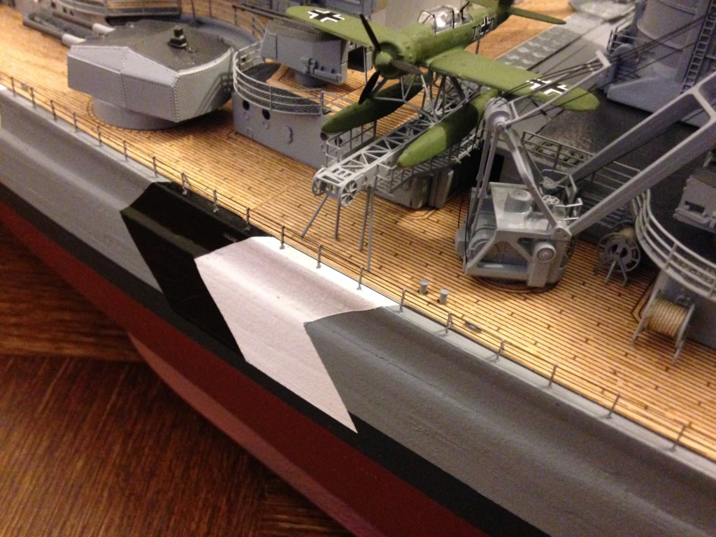 Le Bismarck amati 1:200 Img_0717