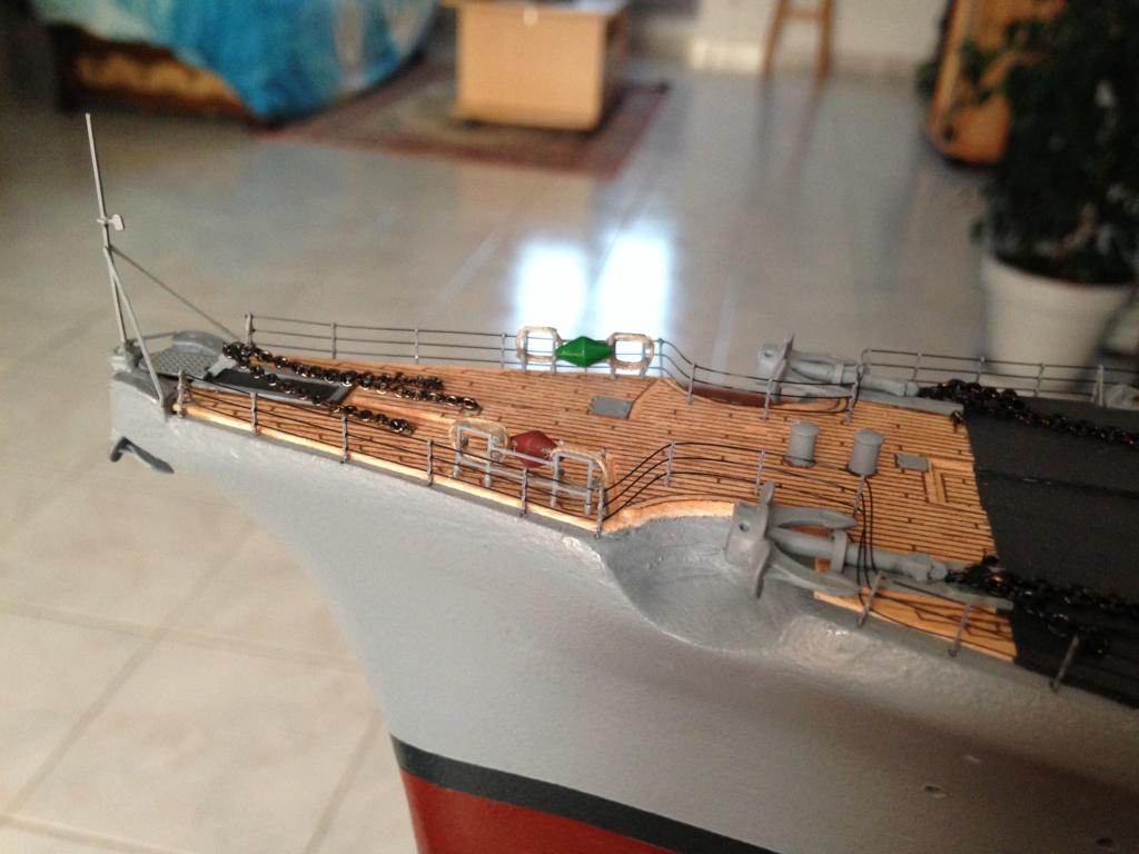 Le Bismarck amati 1:200 Img_0718
