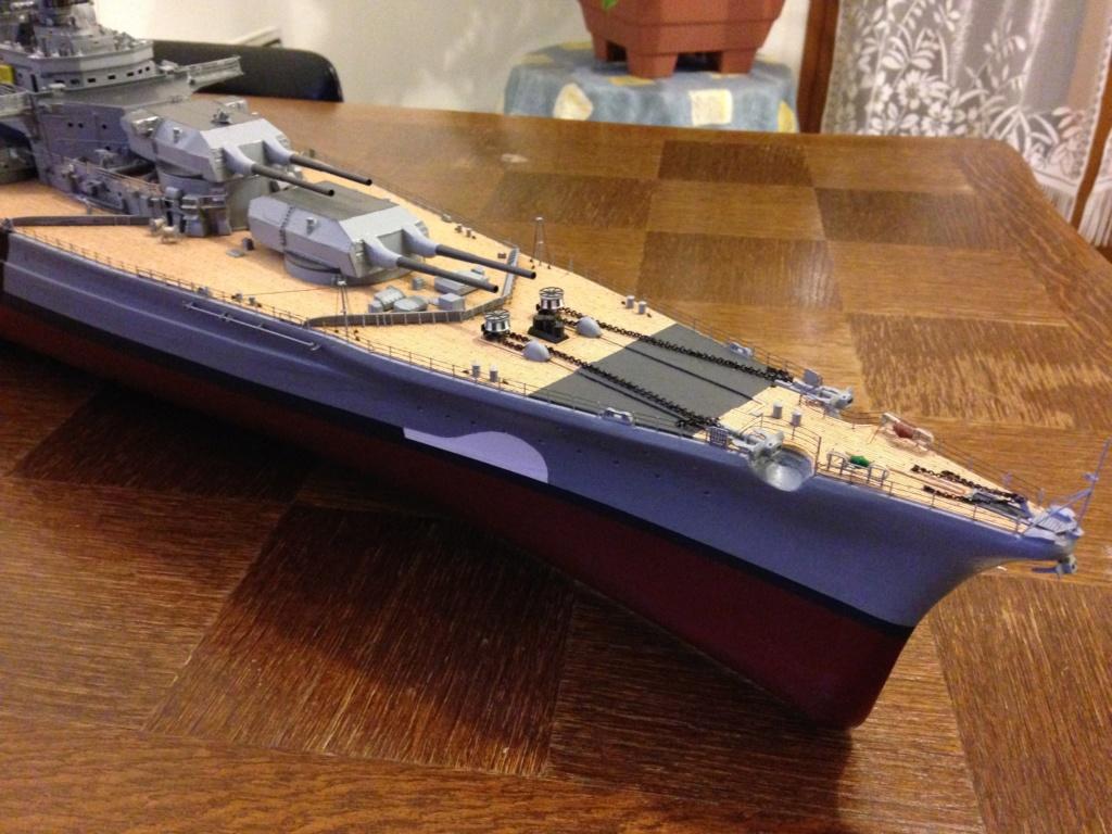 Le Bismarck amati 1:200 Img_0719