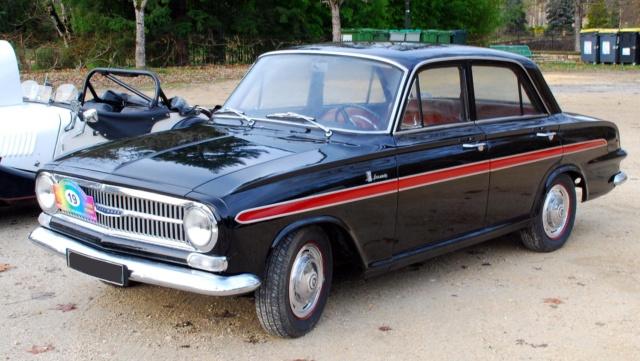 Vente VAUXHALL VX4/90 1962 Vauxha11