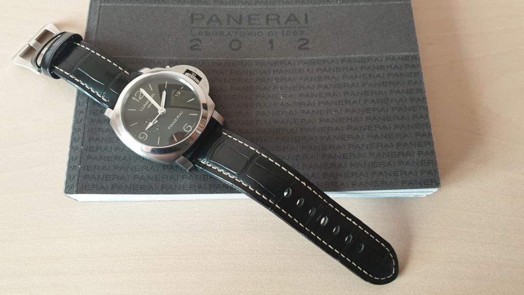 Vends - [Vends] Panerai 320 - GMT année 2012 full set 20200624