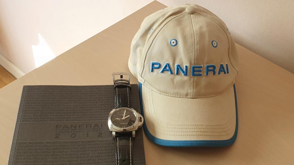 Vends - [Vends] Panerai 320 - GMT année 2012 full set 20200626