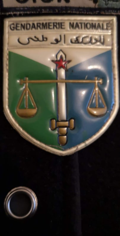 écusson gendarmerie prévôtale Djibouti 60333612