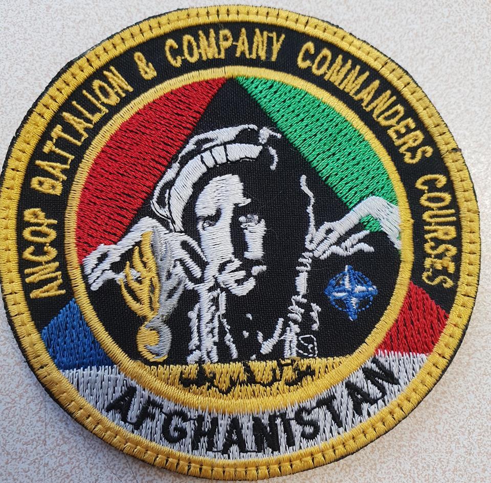 écusson gendarmerie prévôtale Djibouti Afghan10