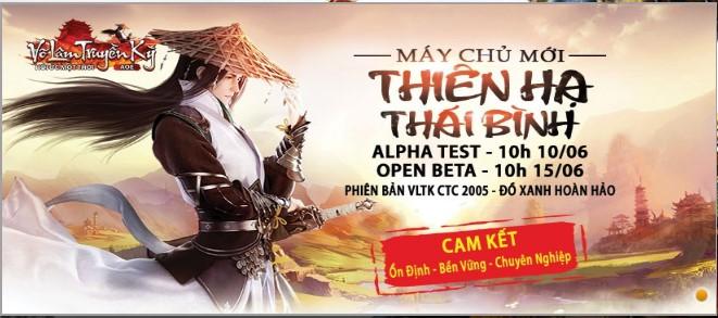 [Vltkaoe.com]10/06 – Khai mở máy chủ Thiên Hạ Thái Bình - Võ Lâm CTC đồ xanh 10, HKMP Screen11