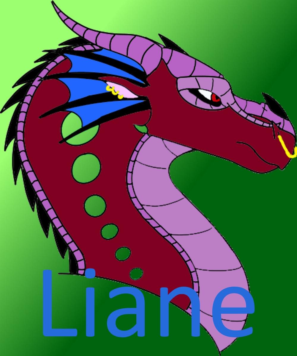 [Libre] Nymphe rencontre un dragon gourmand (sauf que la gourmandise, en l'occurrence, c'est elle x) ) - Page 5 Liane_10